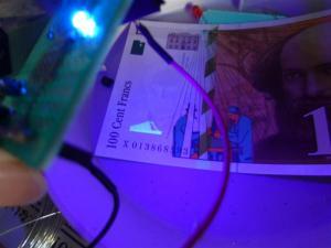 紫外線1WパワーLED
