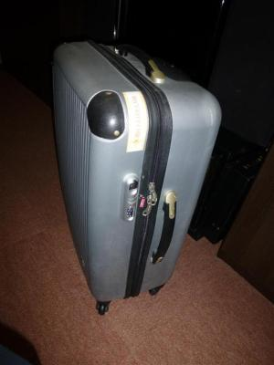 今まで活躍してくれたスーツケース