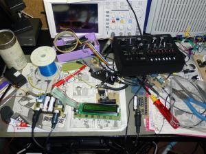 Maker Faire Tokyo 2012 出展準備中