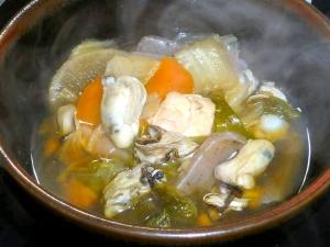 冬は鍋が手軽で栄養満点
