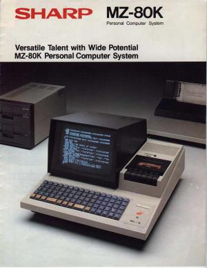 MZ-80K