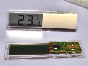 210円で作るプローブ型温度計の製作