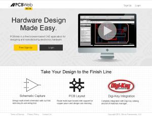 Digi-Keyと組んで無料のオンラインPCB設計ツールを提供