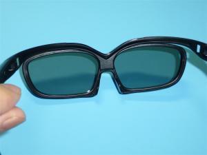 購入した劇場用3Dメガネ