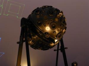名古屋市科学館のプラネタリウムはカールツァイス製