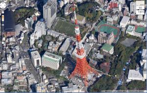 Google Mapが3D対応