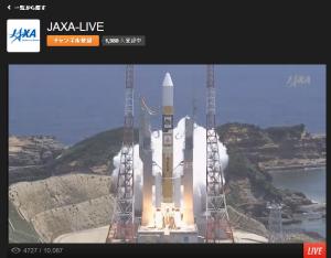 H2A-24打ち上げ成功