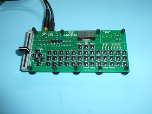 arduinoベース電子楽器キットCAmiDion