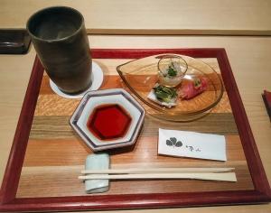 寿司 魯山 新宿店のツマミ