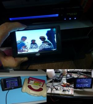 激安 amazonの1700円液晶モニタ