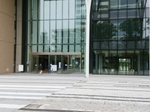 情報処理試験会場(明治大学中野キャンパス)