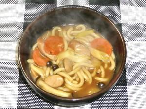 宮武讃岐正麺所のカレーうどん「味麺工房」