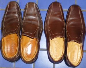 靴を新調 Cole Haan エアギャビンスリップオン2代目