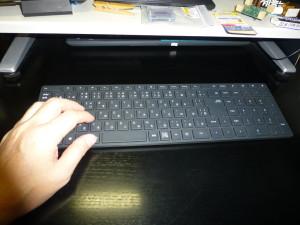 Designer Bluetooth Desktopキーボードを使いやすくする