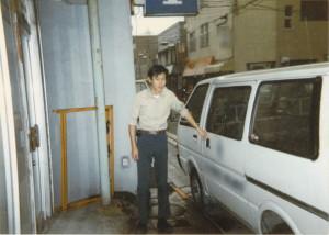 1988年か9年頃