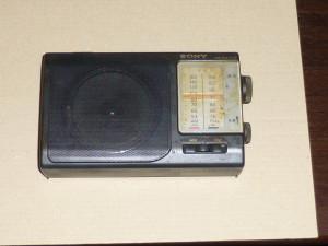 SONY ICF-801修理