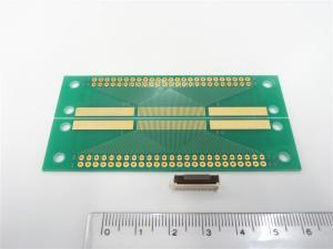 0.5mmFFCコネクターを使ってハンダ付け